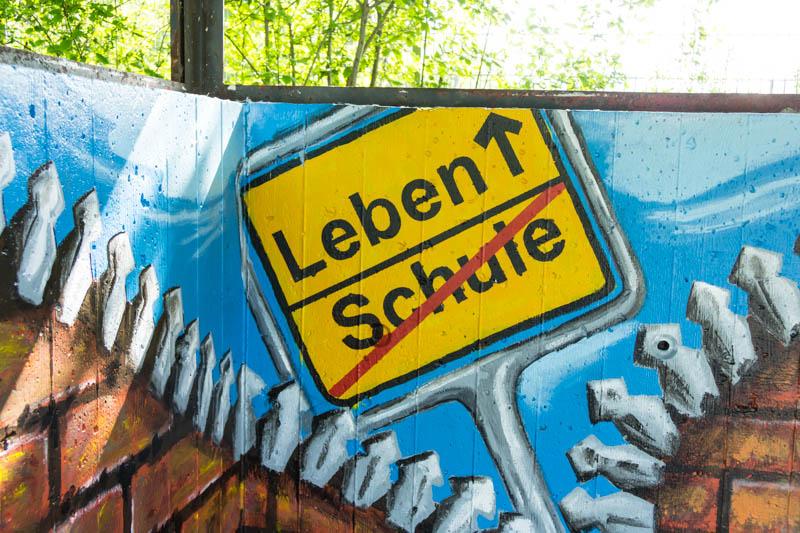 Bushaltestelle Schneider 1