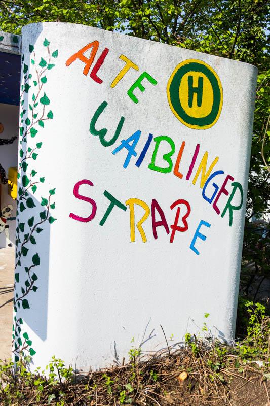 Alte Waiblinger Straße