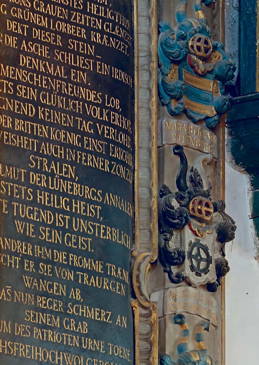 Ausschnitt Gigapixelpanorama Amanduskirche Freiberg